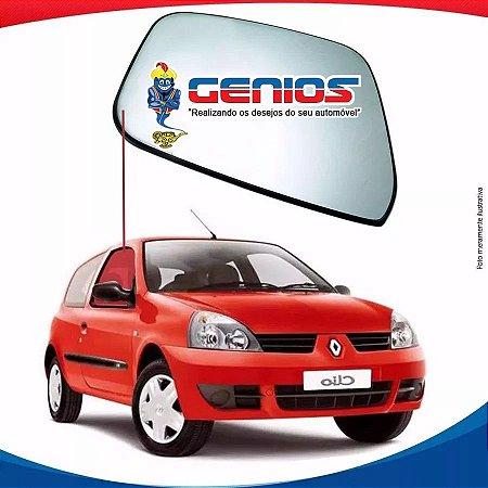 Vidro Porta Lado Direito Renault Clio 99/08 2 Portas