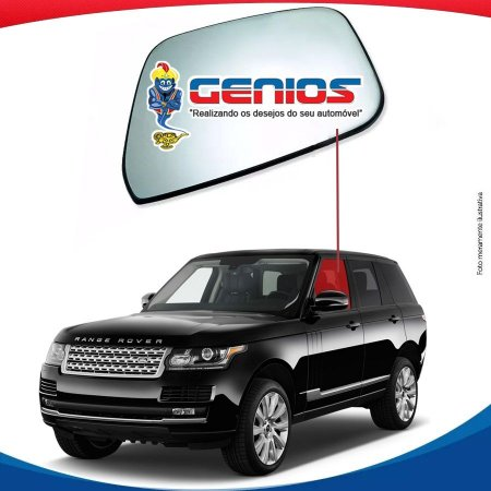 Vidro Porta Dianteiro Esquerdo Range Rover Vogue 13/...