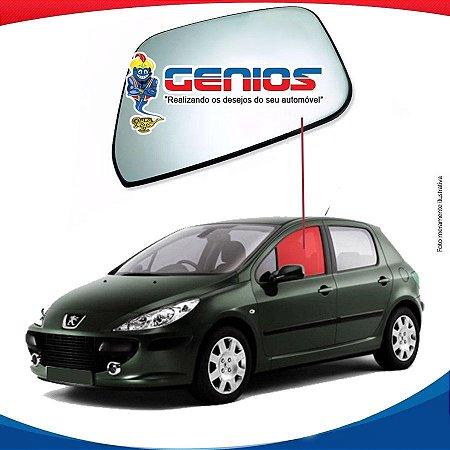 Vidro Porta Dianteiro Esquerdo Peugeot 307 Hatch 01/12 4 Pts