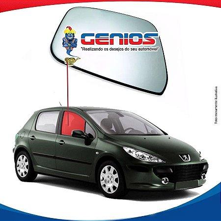 Vidro Porta Dianteiro Direito Peugeot 307 Hatch 01/12 4 Pts