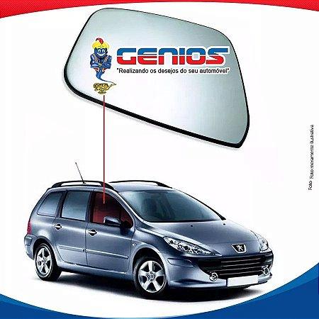 Vidro Porta Dianteiro Direito Peugeot 307 Sw 01/12