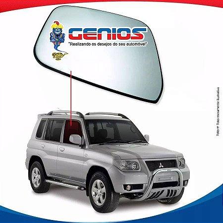 Vidro Porta Dianteiro Direito Mitsubishi Pajero Tr4 98/06