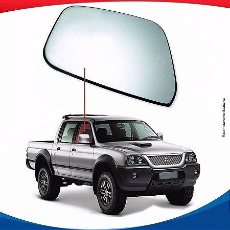 Vidro Porta Dianteiro Direito Mitsubishi L200 87/97