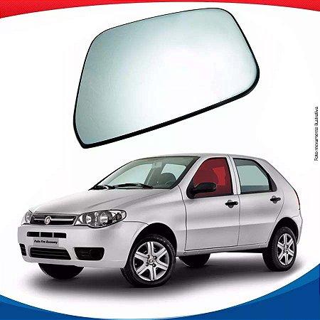 Vidro Porta Lado Dianteiro Esquerdo Fiat Palio 4 Portas