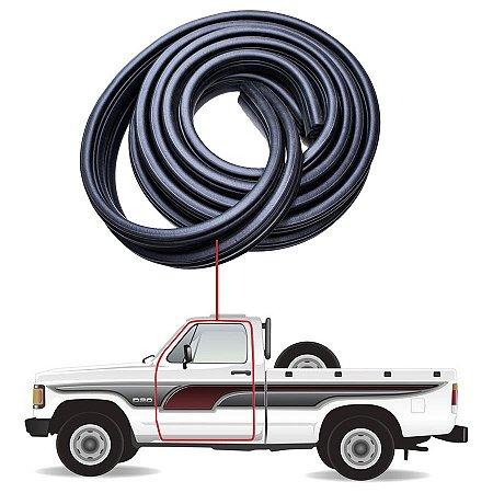 Borracha Tri-bulbo Porta Esquerda Chevrolet D20 83/96