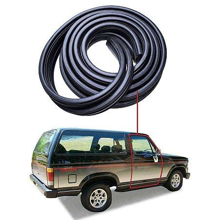 Borracha Tri-bulbo Porta Direita Chevrolet Bonanza 89/94