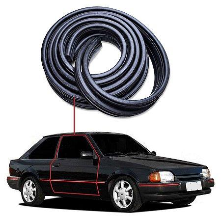 Borracha Tri-bulbo Porta Direita Ford Escort 83/92