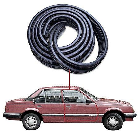 Borracha Tubular Porta Dianteira Direita Chevrolet Monza
