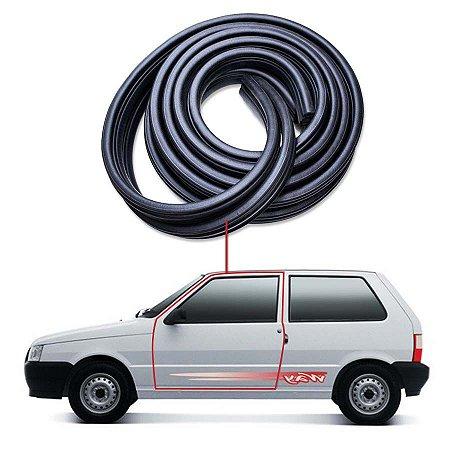 Borracha Tubular Porta Esquerda Fiat Uno 2 Portas 84/14