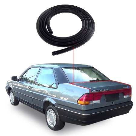 Borracha Sem Aba Porta Malas Ford Versailles 91/96