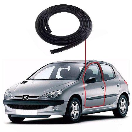 Borracha Porta Dianteira Esquerda Peugeot 206