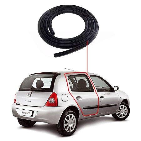 Borracha Porta Traseira Direita Renault Clio Hatch