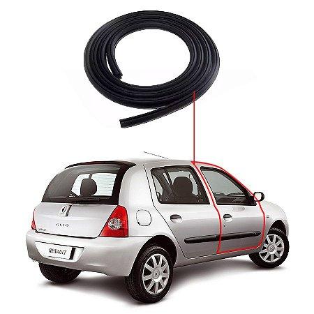 Borracha Porta Dianteira Direita Renault Clio Hatch