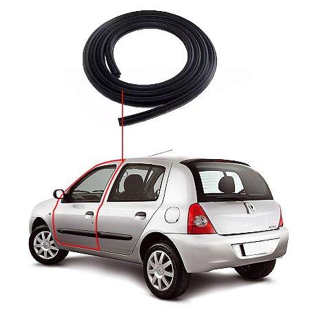 Borracha Porta Dianteira Esquerda Renault Clio Hatch