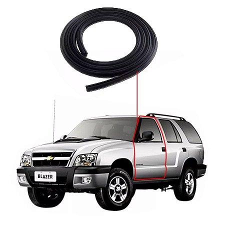 Borracha Porta Dianteira Esquerda Chevrolet Blazer