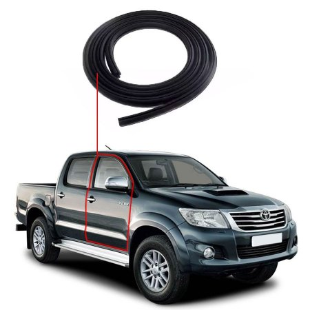 Borracha Porta Dianteira Direita Toyota Hilux