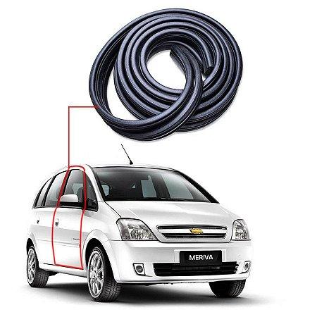 Borracha Tri-bulbo Porta Dianteira Direita Chevrolet Meriva