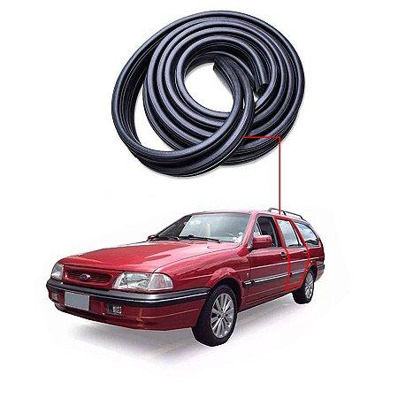 Borracha Tri-bulbo Porta Traseira Esquerda Ford Royale