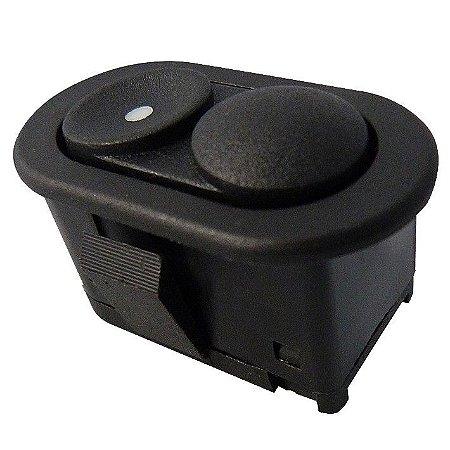 Botão Vidro Elétrico Corsa Simples / Duplo / Quádruplo / Traseiro