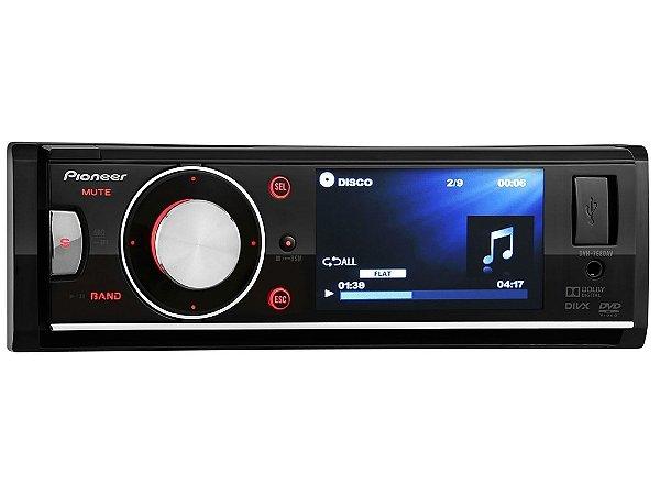 DVD Pioneer DVH 7680AV 3'' USB