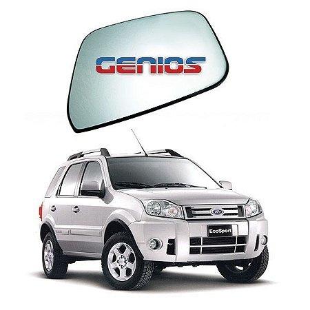 Vidro Porta Ford Ecosport 03/12