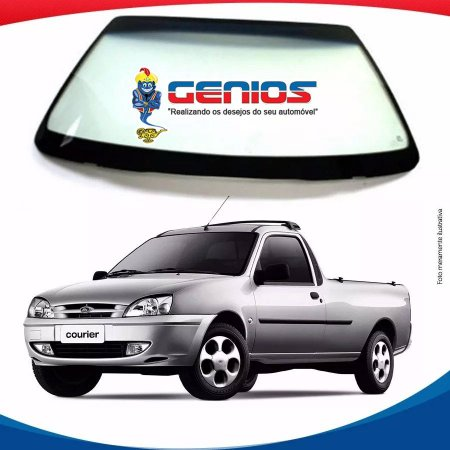 Parabrisa Ford Courier 96/15 Vidro Dianteiro SAINT GLOBAIN