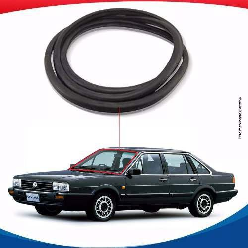 Borracha Parabrisa Volkswagen Santana  83/90