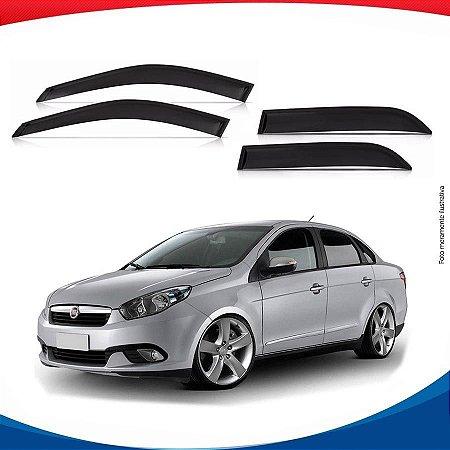 Calha de Chuva Fiat Grand Siena