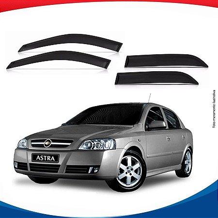 Calha Chuva Chevrolet Astra Sedan 4 Portas 99/...