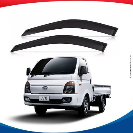 Calha de Chuva Hyundai HR