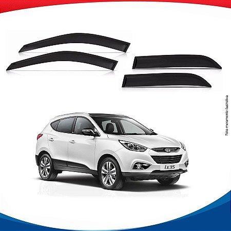 Calha de Chuva Hyundai IX-35 10/...