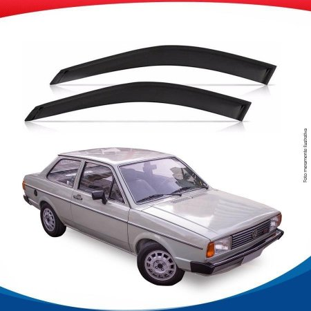 Calha de Chuva Volkswagen Voyage 2 Portas 87/94