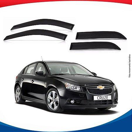 Calha de Chuva Chevrolet Cruze Hatch