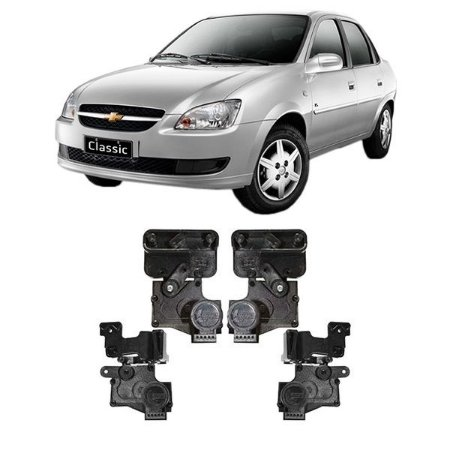 Trava Elétrica Tragial Chevrolet Corsa Classic / Sedan