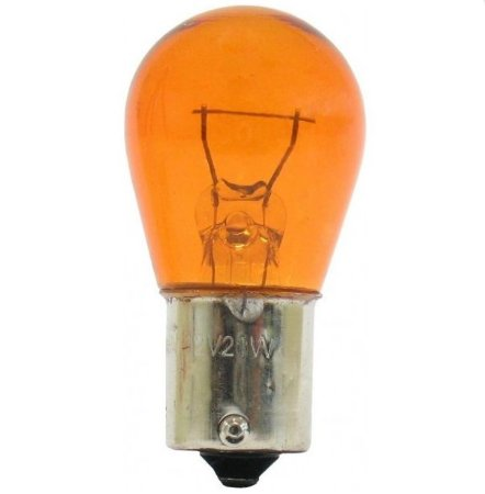 Lampada 1 polo laranja