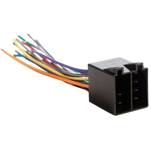 Conector 16 Vias Macho Universal Caixinha