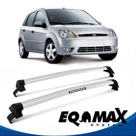 Rack Eqmax Fiesta Amazon 4P Hatch New Wave 03/14 prata