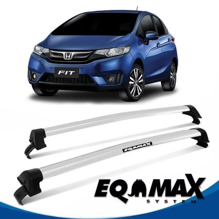 Rack eqmax New Wave Eqmax Fit Novo 14/15 prata