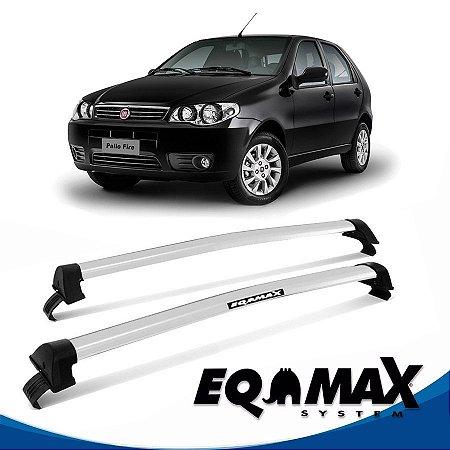Rack Eqmax Palio Fire New Wave 4P 96/16 prata