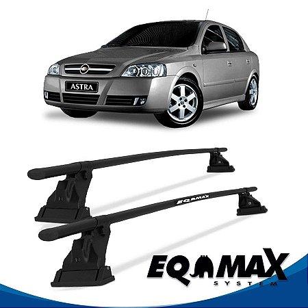 Rack Aço Teto Eqmax Chevrolet Astra 4 Pts 99/11