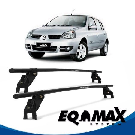 Rack Aço Eqmax Renault Clio 4 Pts 00/14 Hatch