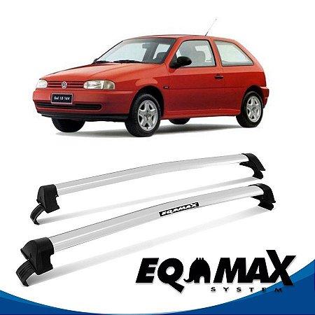 Rack Eqmax Gol G2 2 Pts New Wave 95/98 prata