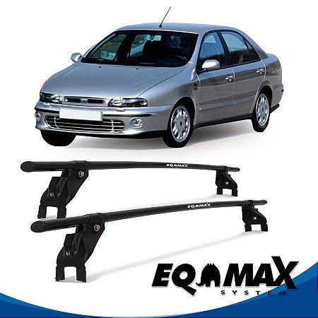 Rack Aço Teto Eqmax Fiat Marea 99/07