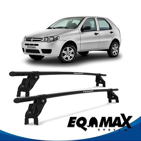 Rack Aço Teto Eqmax Fiat Palio Fire/ Economy 4 Pts 96/05