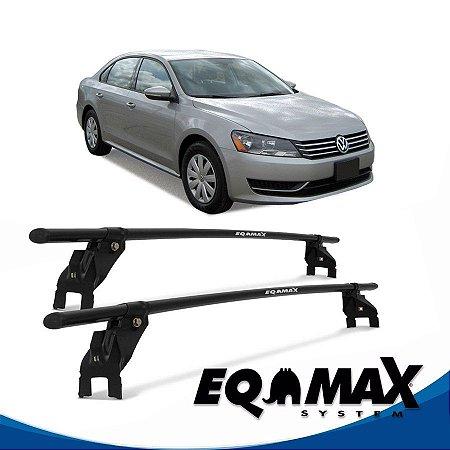 Rack Aço Eqmax VW Passat Sedan 2012 4 Portas