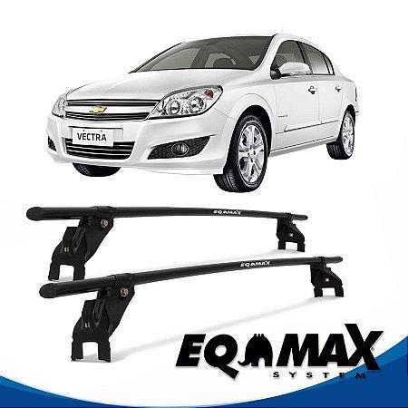 Rack Aço Teto Eqmax Chevrolet Vectra 4 Pts 06/11