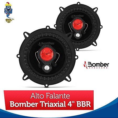 Par Alto Falante Bomber Triaxial 4 BBR