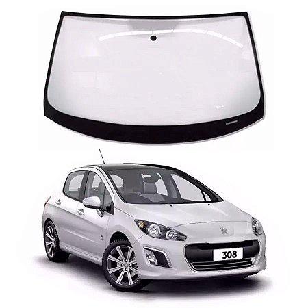 Pararisa Peugeot 308 12/16 Vidro Dianteiro Com Sensor Pilkigton
