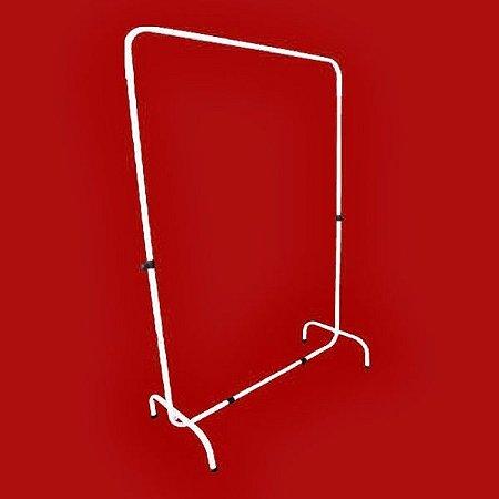 ARARA DESFILE SIMPLES 1,00x1,70m. (Branca)