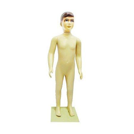 3d36c5efb MANEQUIM INFANTIL MASC. PVC - Brás Manequins